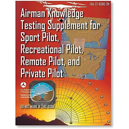 ASA Airman Knowledge Testing Supplement - Sport Pilot, Recreational Pilot, and Private Pilot