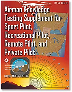 ASA Airman Knowledge Testing Supplement - Sport Pilot, Recreational Pilot, and Private Pilot