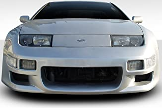 Extreme Dimensions Duraflex Replacement for 1990-1996 Nissan 300ZX Z32 Type G Front Bumper - 1 Piece