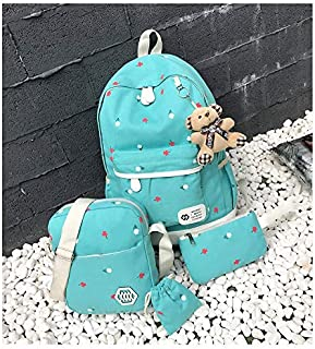 Y&D 3pcs backpack for girls and kids