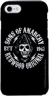 CafePress Sons of Anarchy Redwood iPhone 7 Tough Case iPhone 8 / iPhone 7 Phone Case, Tough Phone Shell