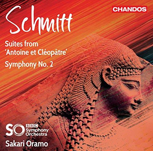 Antoine et Cléopâtre Suite No. 2, Op. 69b: I. Nuit au palais de la reine