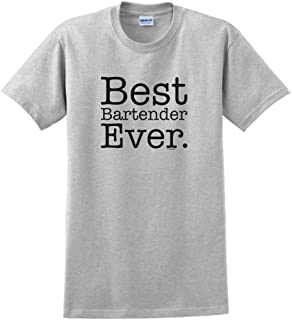 ThisWear Best Bartender Ever T-Shirt
