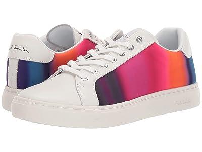 Paul Smith Color Swirl Lapin Sneaker (Multicolor) Women
