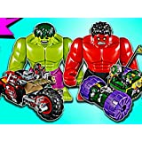 Clip: Hulk vs. Red Hulk