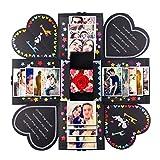 PartyTalk Creative Explosion Box DIY Handmade Photo Album Scrapbooking...