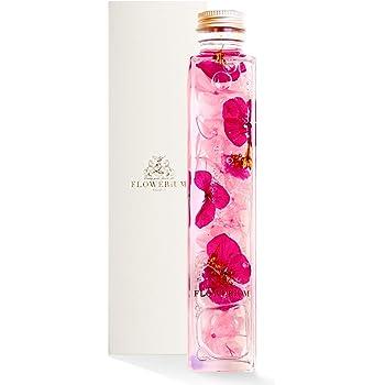 [フラワリウム] 贈り物 誕生日プレゼント 女性 母の日 ギフト ハーバリウム 花 (ピンク パープル)