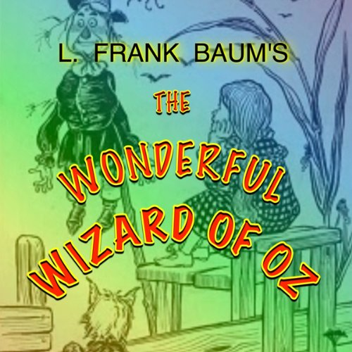 Couverture de The Wonderful Wizard of Oz