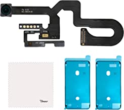 Vimour OEM Original Front Camera Proximity Light Sensor Cable Ribbon Assembly Replacement for iPhone 7 Plus 5.5 Inches Model (A1661, A1784 and A1785) with 2 Pieces OEM Original Screen Adhesive Tapes