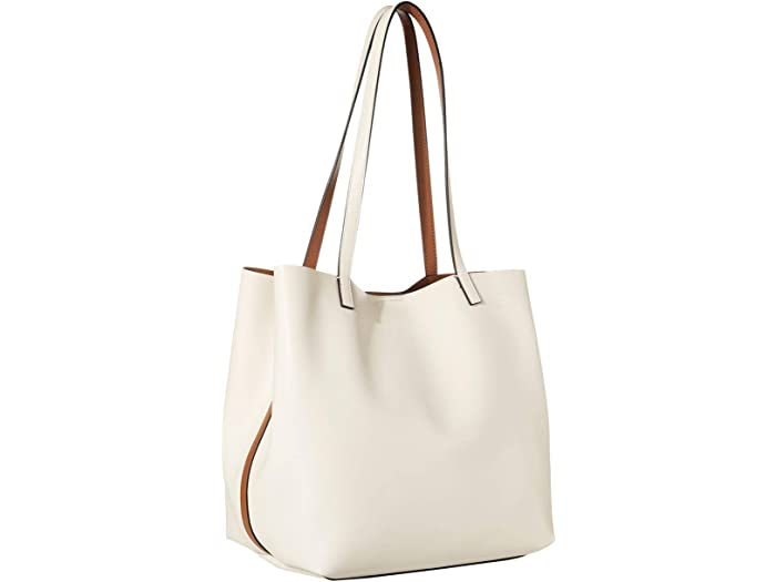Calvin Klein Rossa Smooth Pu Tote - Brand Bags