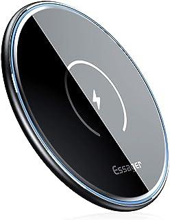 heyaa Essager Carregador sem fio magnético Qi de 15 W para iPhone 12 Pro Max Mini Base de carregamento sem fio de indução ...