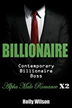 Billionaire: Contemporary Billionaire Boss Alpha Male Romance X2 (Western Bad Boy Billionaire's Obsession of Housemaid - Wanted Series)