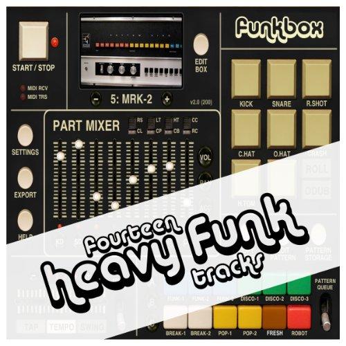 Funk Box (Fourteen Heavy Funk Tracks)