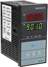 1m M6 Type K Thermocouple 25A SSR relais /à semi-conducteurs Kits de contr/ôleurs de temp/érature PID num/ériques AC110-240V Controller Contr/ôleur de temp/érature 0-400