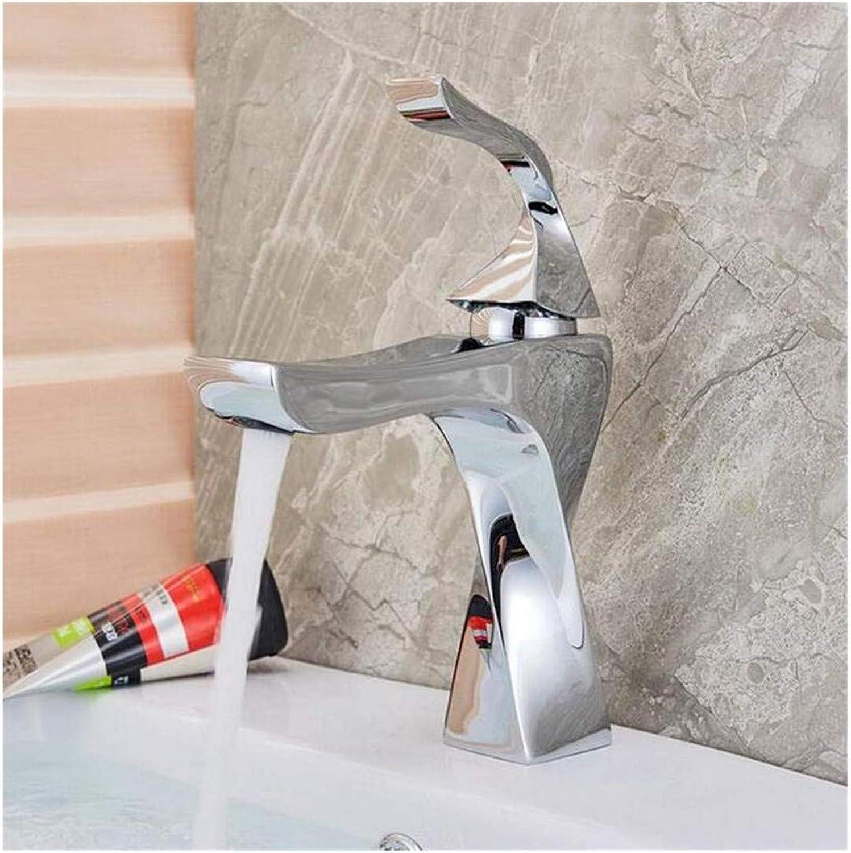 Wasserhahn Küche Bad Garten Waschtisch-Mischbatterie Waschtischarmaturen Einhebelmischer Ctzl1682