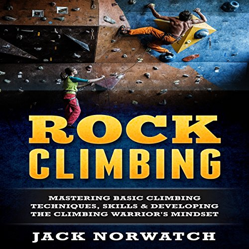 Rock Climbing audiobook cover art