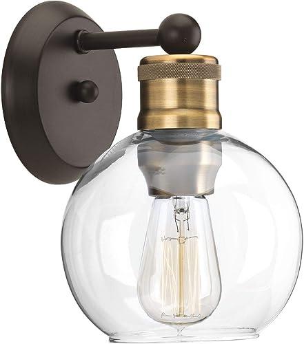 new arrival Progress online Lighting discount P300049-020 Hansford Bath & Vanity, Antique Bronze online