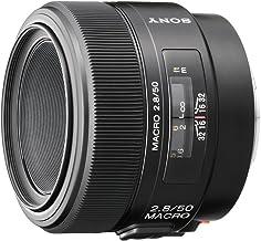 Sony 50mm f/2.8 Macro Lens for Sony Alpha Digital SLR Camera