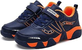 Details zu ANSEHEN # coole ADIDAS Freizeit TURNSCHUHE Gr. 27 orange blau Sneakers Schuhe