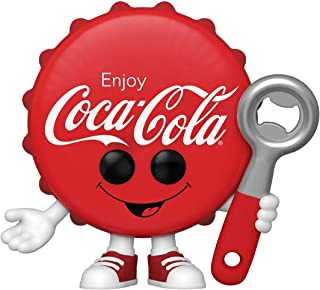 Funko Pop!: Coca-Cola - Tapa de botella de Coca-Cola