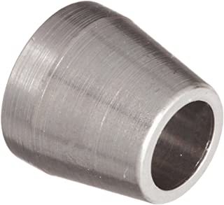 Maslin 5 Sets 304 Stainless Steel 20mm Ferrule Ring Sets for Double Ferrule Tube Pipe Fitting Connector