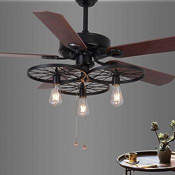 QZz Home® Loft Industriel Moderne Restaurant Décoration
