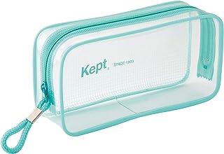 レイメイ藤井 ペンケース Kept クリアペンポーチ ライトブルー KPF902H