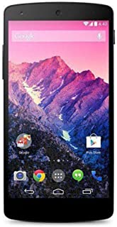 LG Nexus 5 D821 16GB Unlocked GSM Android Smartphone, Black