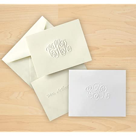 Mini Card Set with Hand Printed Triangle Envelopes  Gift Cards  Gift Enclosures