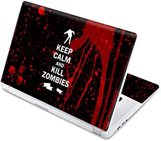 "MightySkins Skin Compatible with Acer Chromebook 15 15.6"" (2017) - Kill Zombies 