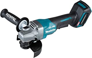 Makita GA013GZ 40V Max Li-ion XGT 125mm Brushless Angle Grinder - Batteries and Charger Not Included