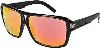 The Jam Sunglasses, Jet, Red Ionized