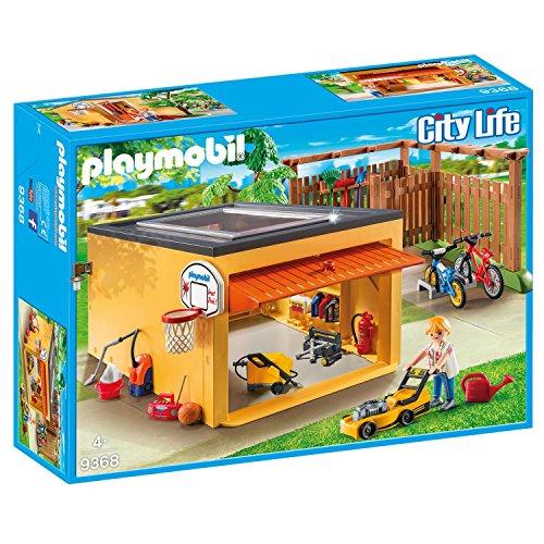 PLAYMOBIL 9368 Garage avec emplacements pour vélos