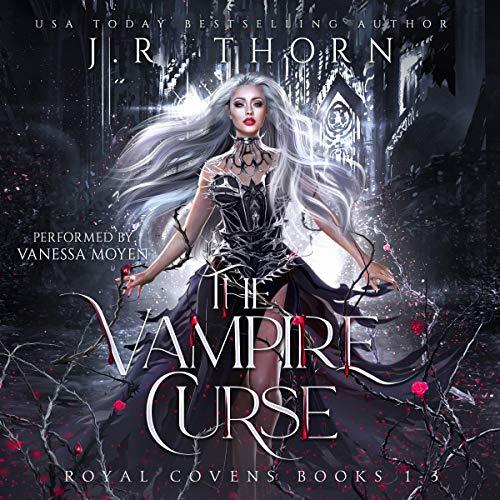 The Vampire Curse: Royal Covens Books 1-3 cover art
