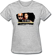 SAMJOSPH Women's Kem Promise To Love Tour Kevin Ross T-shirt