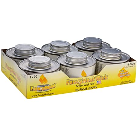 Burning PASTE CONTAINER FOR CHAFING DISHES WITH BAYONET gastlando