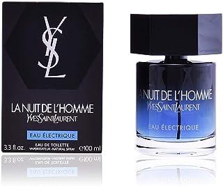Yves Saint Laurent La Nuit De L'Homme Eau Electrique Eau De Toilette Spray 100ml/3.3 Fl Oz