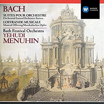 Bach: Orchestral Suites Nos 1 - 4 & Musical Offering