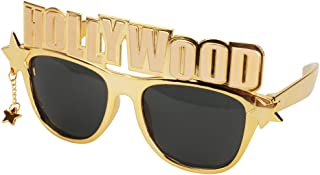 Hollywood Sunglasses – Novelty Shades, Party Favors Decoration Movies Toys, Funny Costume Accessories for Kids & Adults