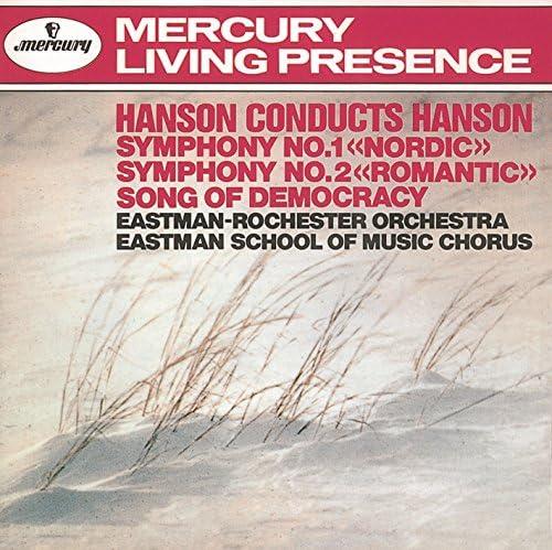 Eastman Rochester School Of Music Chorus, Eastman-Rochester Orchestra & Howard Hanson