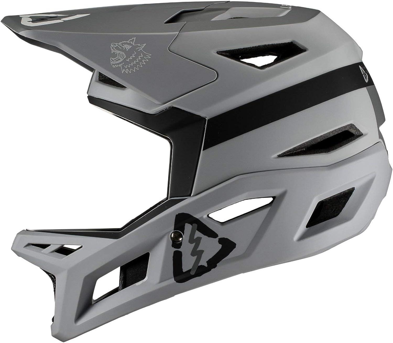 Leatt Downhill-MTB Helm DBX 4.0 Steel
