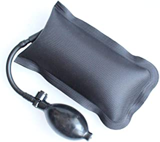 Pump Wedge, for emergency use, to open car door and carry heavy materials