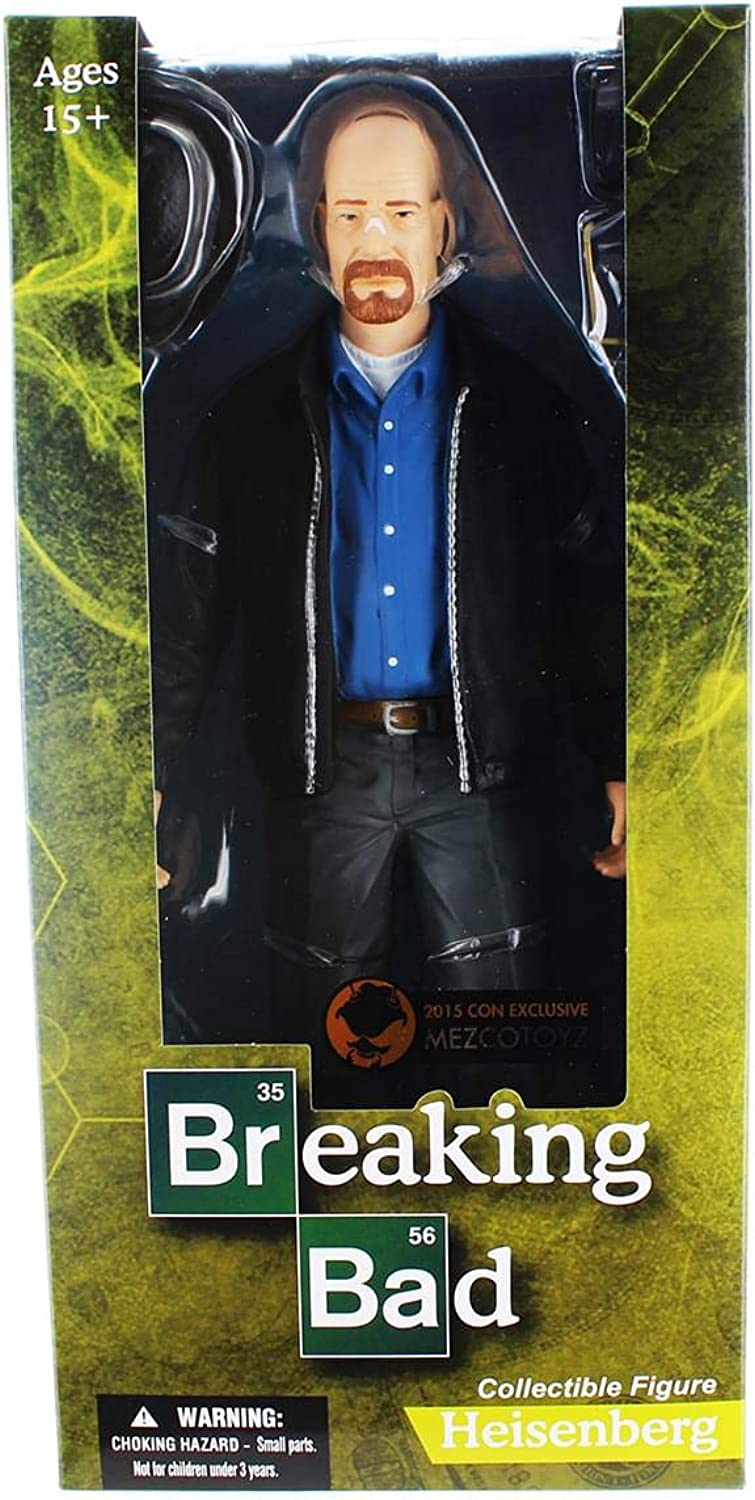 Heisenberg SDCC 2015 (Breaking Bad) Action Figure