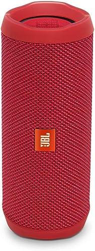 JBL Flip 4 - Enceinte Bluetooth portable robuste - Étanche IPX7 pour piscine & plage - Autonomie 12 hrs - Qualité aud...
