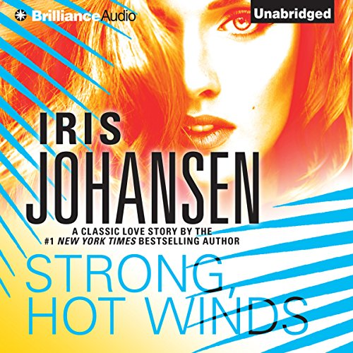 Strong, Hot Winds audiobook cover art