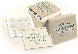 Walt Disney Animation Studios The Archive Series Walt Disney`s Nine More Old Men (Nine More Old Men: The Flipbooks): The Flipbooks (Disney Editions Deluxe)