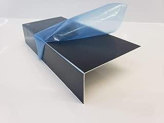 Aluminum Angle Black Anodized (0.063