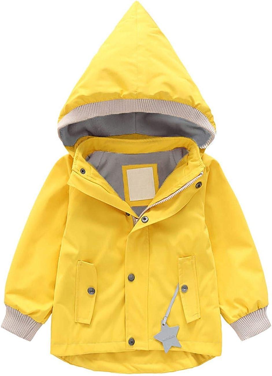 primavera escursionismo catarifrangenti impermeabile Echinodon autunno antivento per bambini giacca con cappuccio da bambina