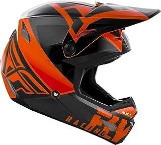 Fly Racing 2019 Elite Helmet - Vigilant (Large) (Orange/Black)