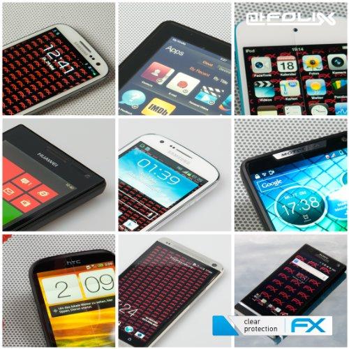 atFolix Schutzfolie kompatibel mit Huawei Mate 10 Pro Folie, ultraklare FX Displayschutzfolie (3X) - 5